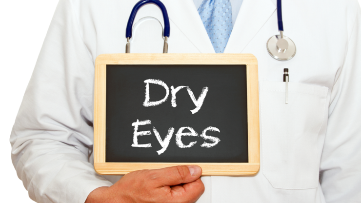 Top 3 Ways to Relieve Dry Eye Symptoms
